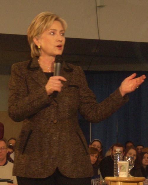 Hillary by bubblegum17