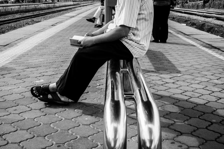 Reader by sahsnk