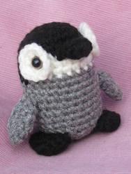 Penguin Chick by gokdoggo