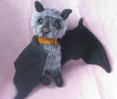Zephyr the Flying Fox by gokdoggo