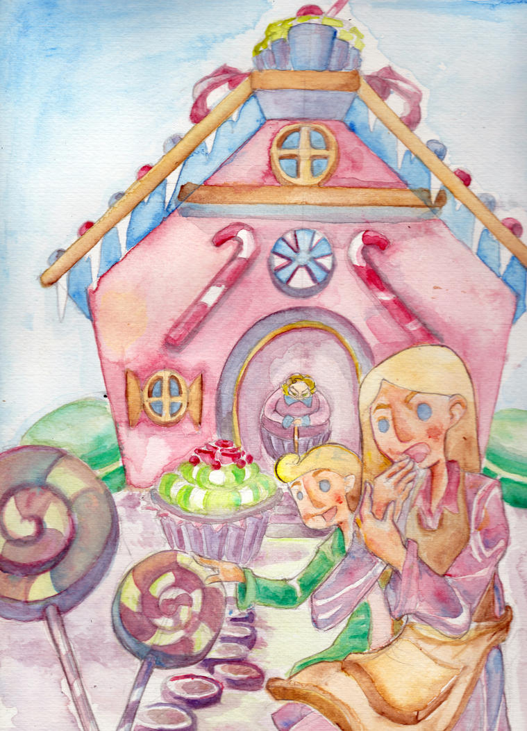 Hansel and Gretel: Cover by Ari-Bo