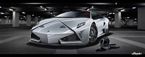 Lamborghini GTR Concept