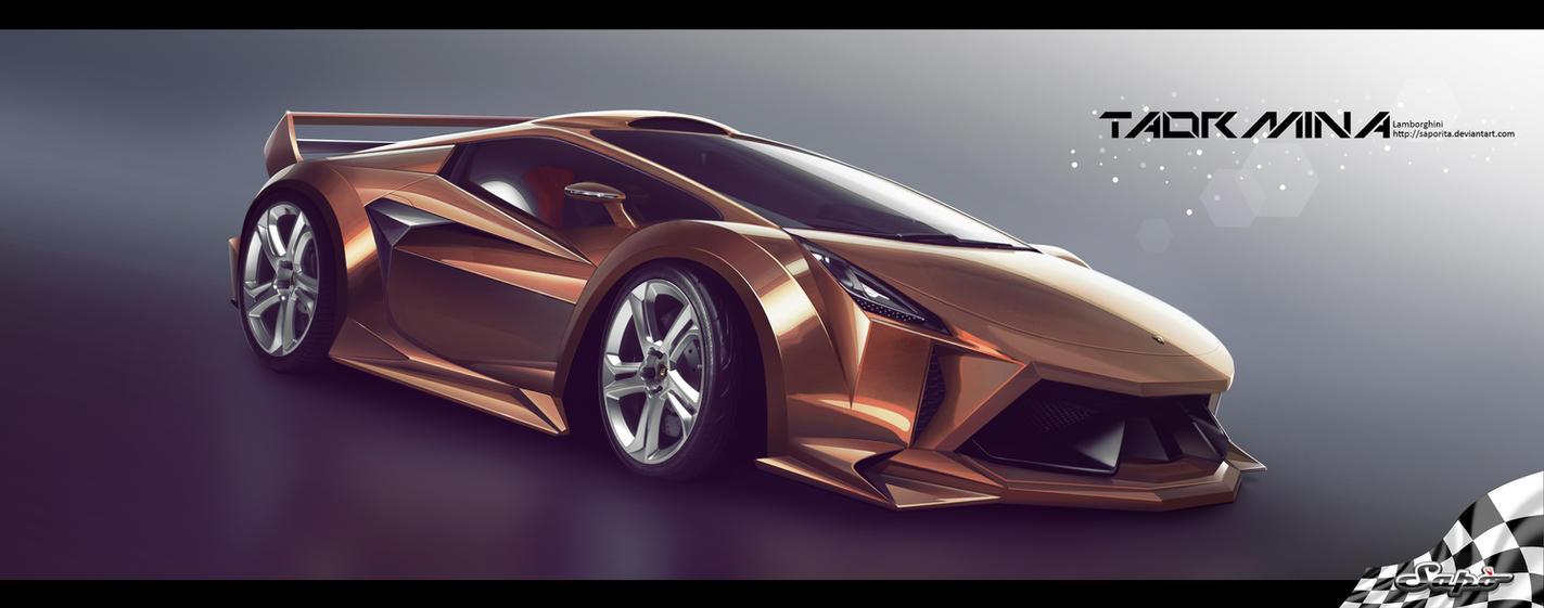 Lamborghini Taormina by Saporita