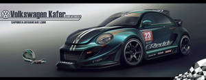 Volkswagen Beetle Time Attack