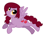 COMMISSION Petunia Petal the Pegasus