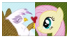 Stamp - GildaShy by Angelkitty17
