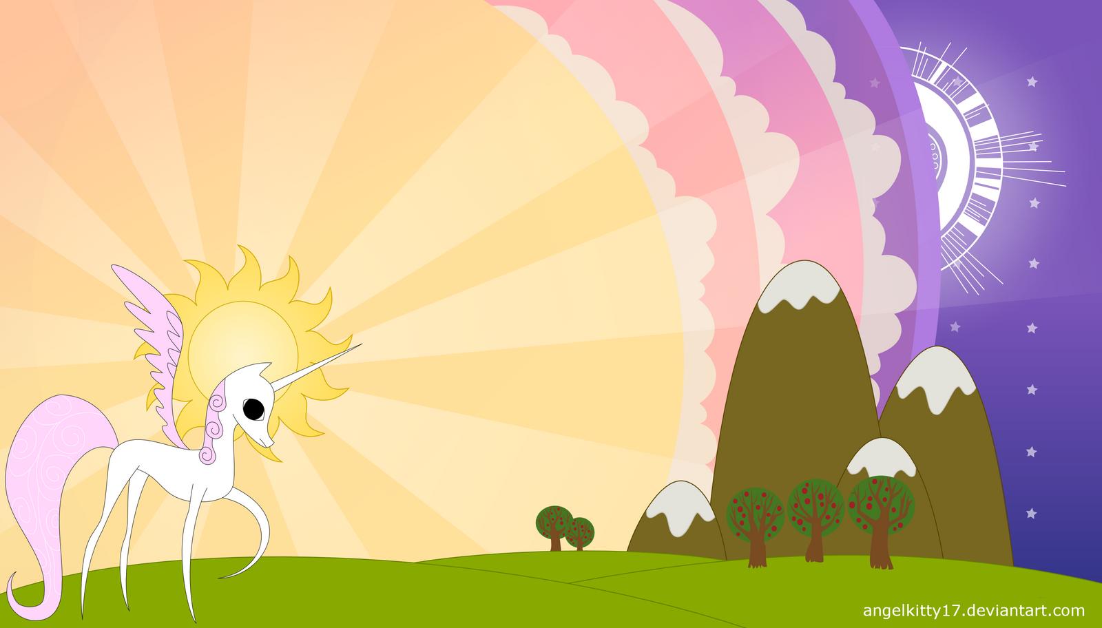 Legendary Solar Goddess by Angelkitty17