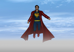 Alterate Superman look