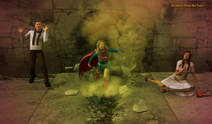 Supergirl's Battle
