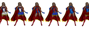 My Supergirl Designs