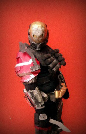 Halo Reach Emile Cosplay by UlyKompean