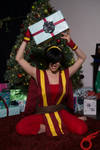 PRESENT TIME!! - Toph BeiFong