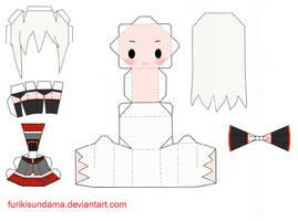 Sukone Tei Papercraft by Furikisundama