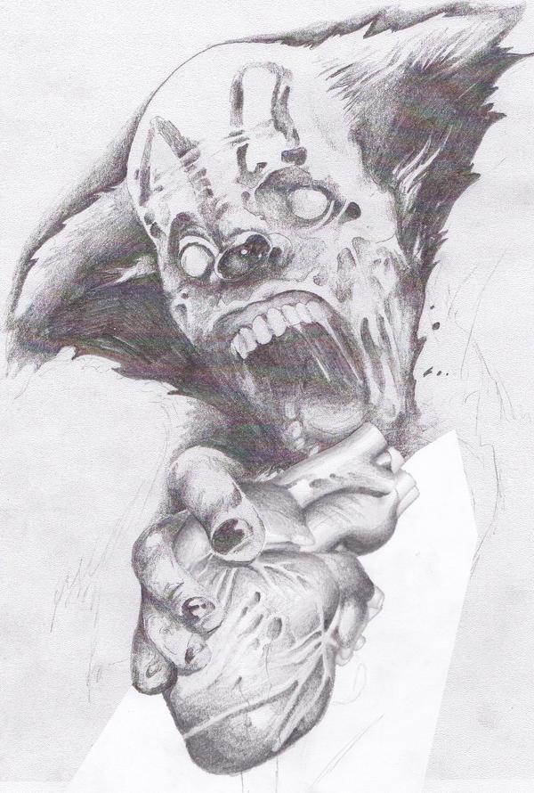 Zombie Clown By DEMONufctre On DeviantArt