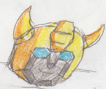 G1 Bee Headshot by Gamma-V