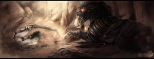 Unhand me Villain - Commission + Timelapse