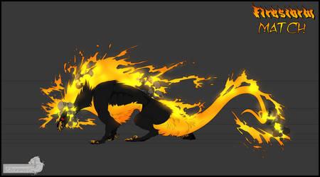 Firestorm Match