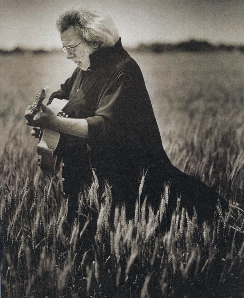 Photo Base For Jerry Garcia By Driftin
