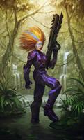 Jungle Hair