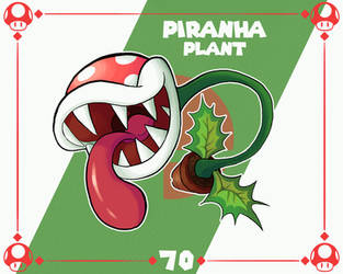 Piranha Plant Ultimate by Andy-roo78