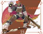 Smash Ultimate #23: Ganondorf
