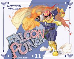 Smash Ultimate #11: Captain Falcon