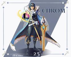 Smash Ultimate #25e: Chrom (Exalt Alt)