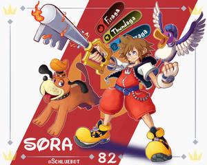Smash Ultimate #82: Sora