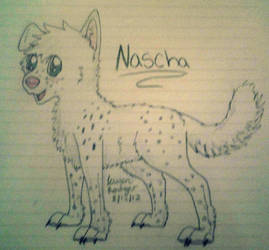 Nascha Art Trade by fatalitycomplex