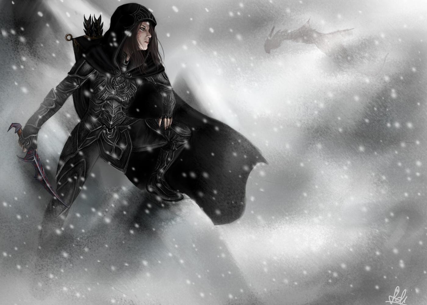 Frozen by Felinna