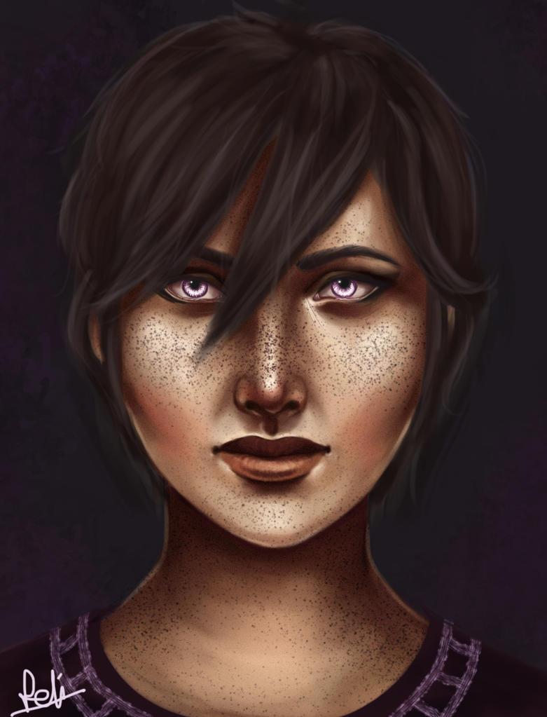 Peyton Hawke by Felinna
