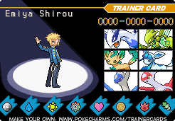 Trainer Card by SoNiC4000