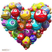 Heart by bodyycoo
