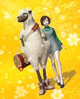 Sheepman by bodyycoo