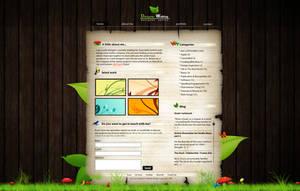 web UI design by neil-gfx