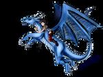Flight of Destiny (Eragon) by MarcooftheMoon