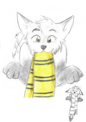 MM22: I don't feel like doing anything by thebadgerfoxdraws
