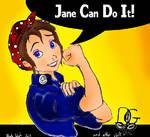 Jane the Riveter