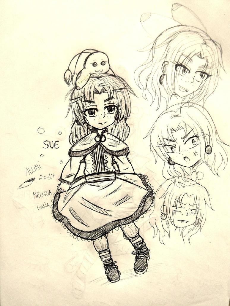 Sue ~ Grandia by Alumi-Melissa-Lollia