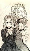Lisa and Vlad
