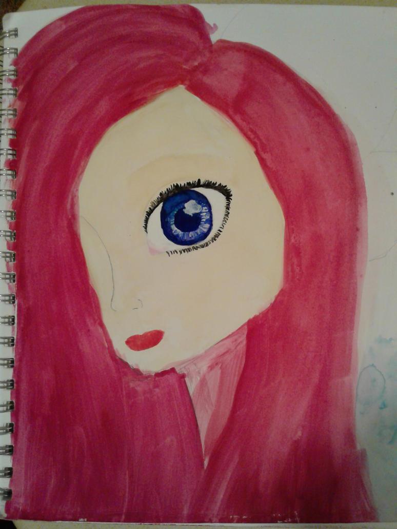 Pixie In Progress by iamanimegirl12