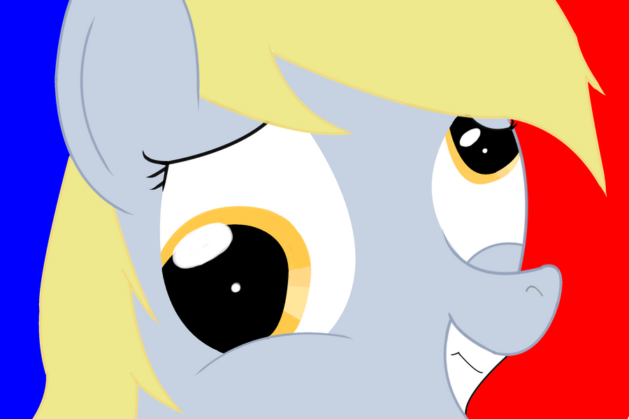 Derpy Hooves Scrunchy Face Derpy Hooves Face by o...