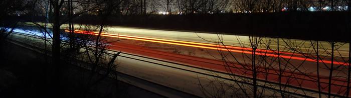 Night train by mik-photo