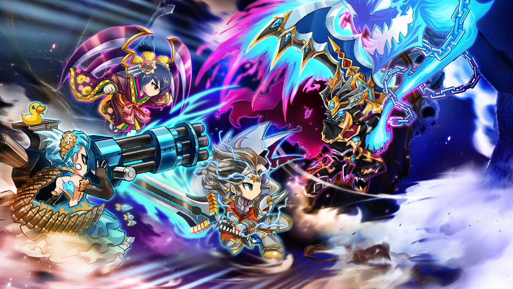 Brave frontier fan art by Julian-Grei
