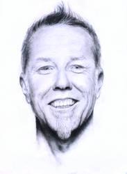 James Hetfield by A7Xserbia98