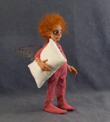 Insomnia Fairy by oddfae