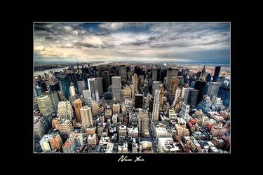 New York City by phileys