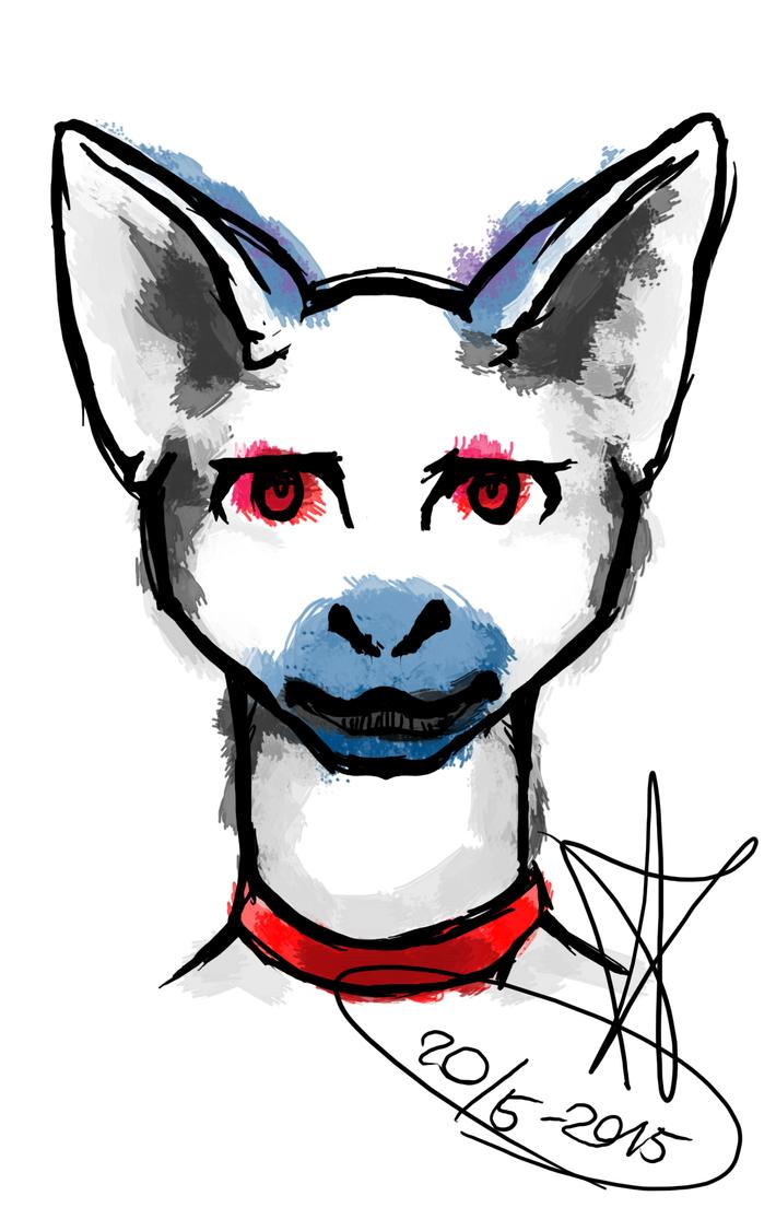 Chiko Headshot by Snufbat