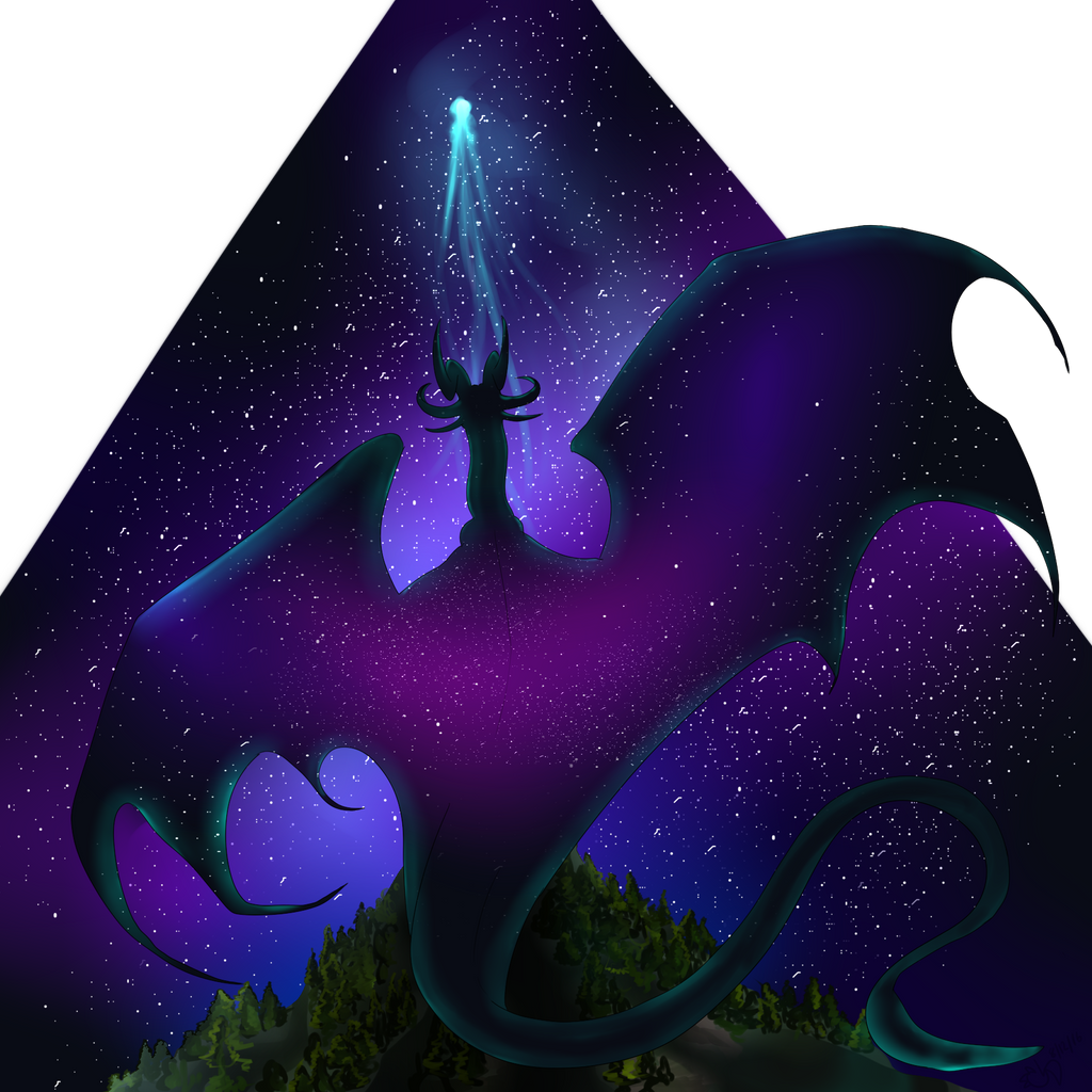 Lord of the Galaxy by DendouguiDragonPowah