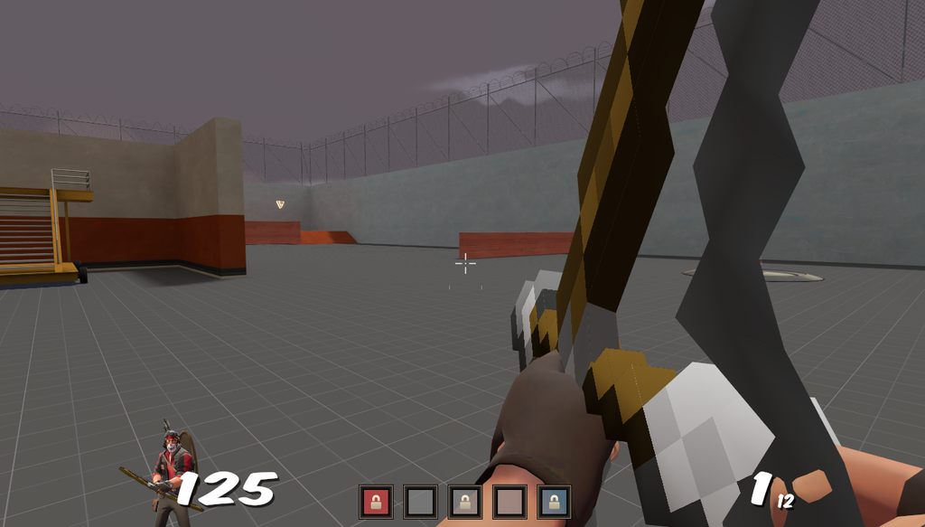 Pixle Tf2 Engineer Wrench – HD Wallpapers